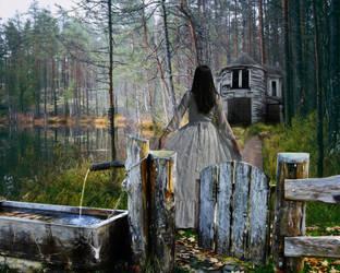 The Sublime Autumn-by-GothLyllyOn-November-MMXVI by GothLyllyOn