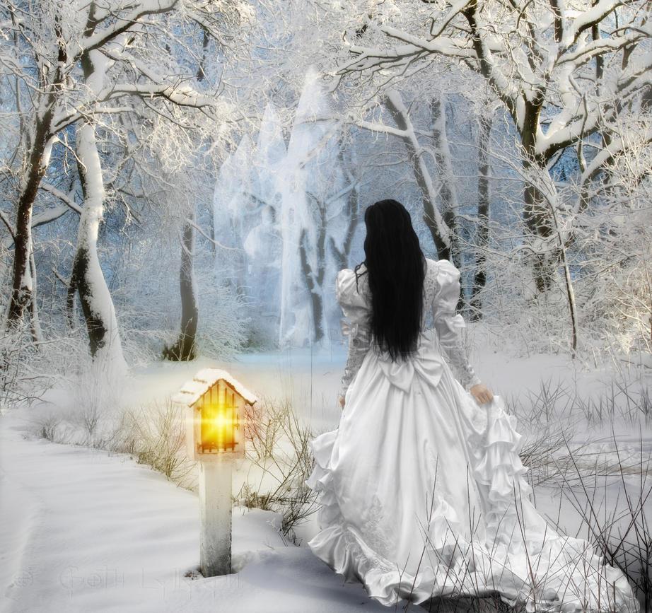 Snowy Poetic November-by-GothLyllyOn-MMXVI by GothLyllyOn
