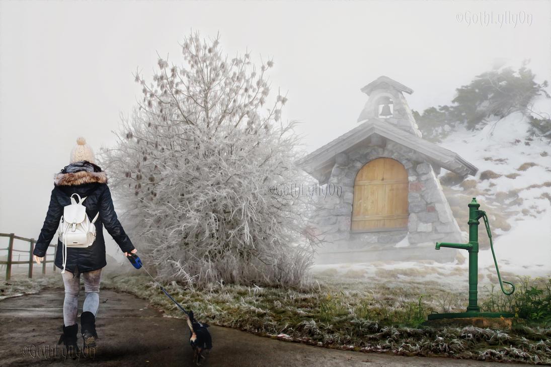 Italian Winter-by-GothLyllyOn-DecemberMMXVI by GothLyllyOn