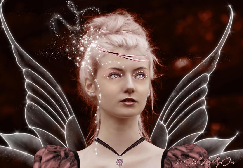 Fairy's Glitter-by-GothLyllyOn-FebruaryMMXVII by GothLyllyOn