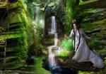Emerald Echoes-by-GothLyllyOn