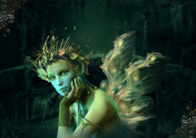 Enchanted Sylphs -by-GothLyllyOn-JulyMMXVIII by GothLyllyOn