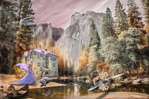 The Angel Walk-by-GothLyllyOn by GothLyllyOn