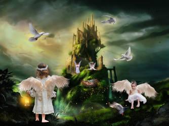 The Kingdom of Little Angels-by-GothLyllyOn by GothLyllyOn