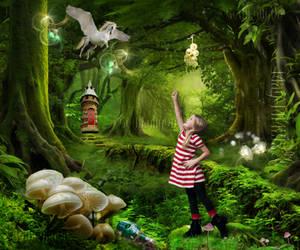 Childhood Dream-by-GothLyllyOn-MayMMXIX by GothLyllyOn