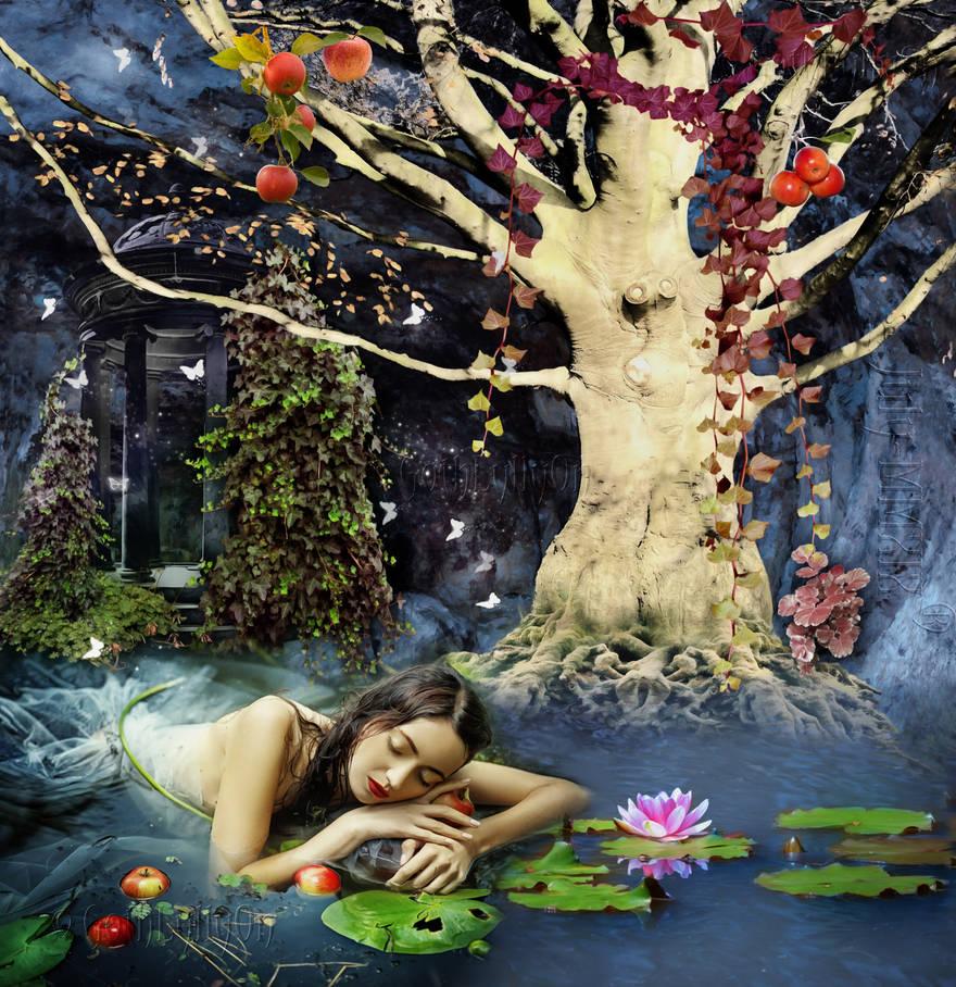 Hidden Swamp-by-GothLyllyOn-JulyMMXIX by GothLyllyOn