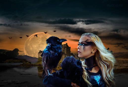 The Warrior Queen's Little Crow