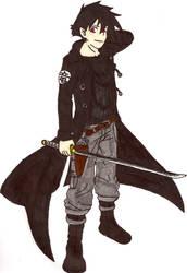 Hero: The Black Dragon by Locke831