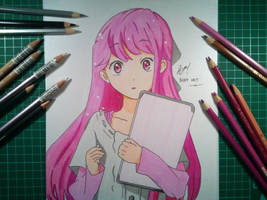 Drawing Shelter Rin (Porter Robinson and Madeon)