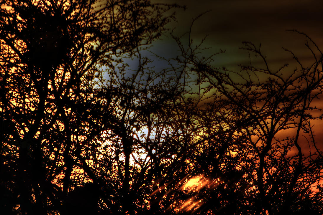sunrise April by mikestevenson1955