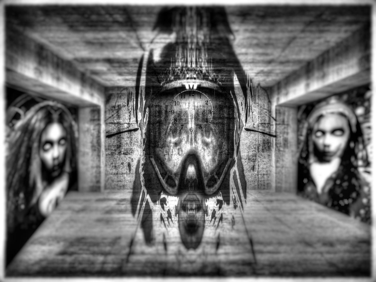 Underground by mikestevenson1955