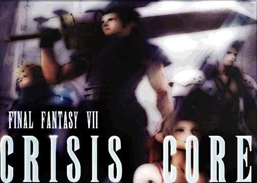 Crisis Core by Yogi Pixel by METVTRON