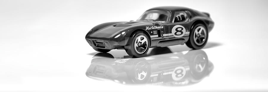Shelby Cobra Daytona Coupe by tszuta