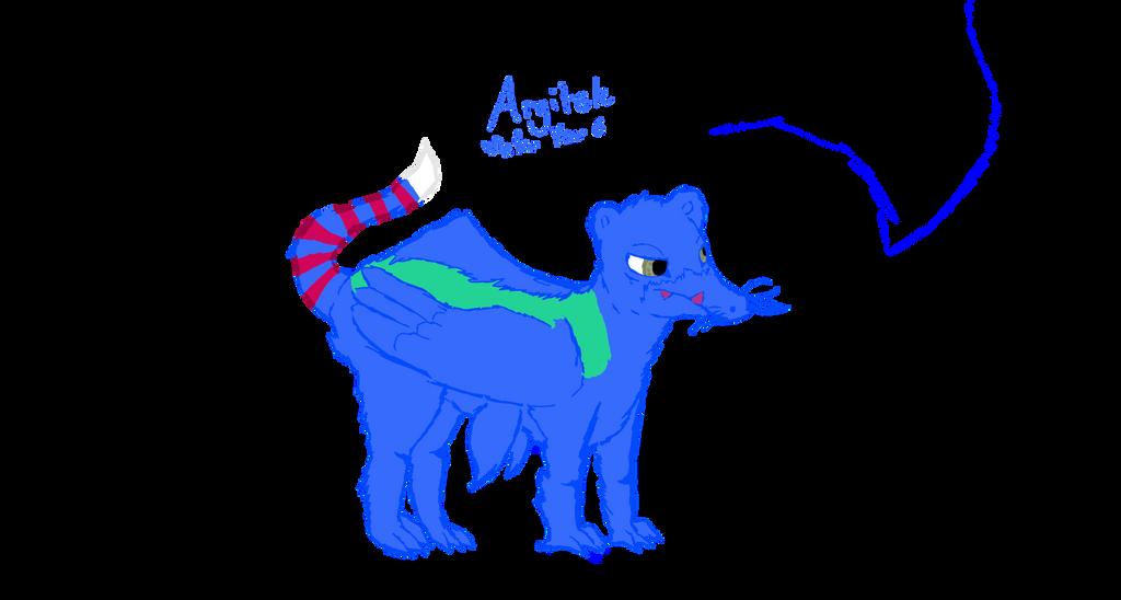 Argitek  - Vive (Winter, Year 6) by TempLily