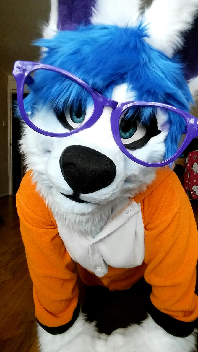Syan Fursuit by LittleRock3DD