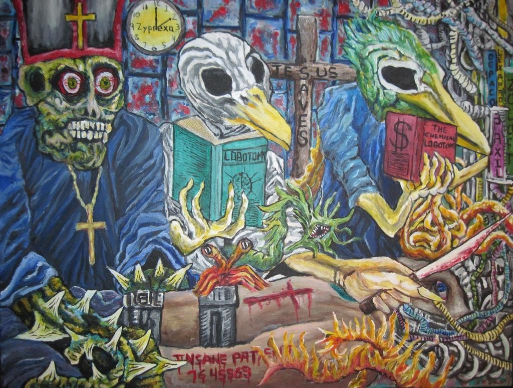 Christian Medicine by ArtOfNebula