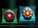 Kaleidoscopic Bejweled Marbles