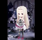 Hikaru (Oc info) Hidan Little Sister