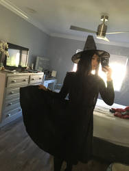 This witch is looking fabulous