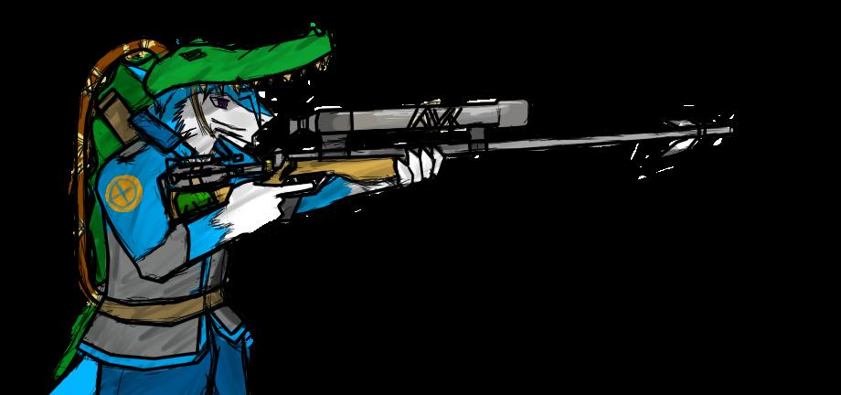 BLU Sniper by Tysavarin