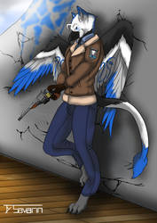 Gunman by Tysavarin