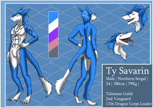 Ty Reference 2019