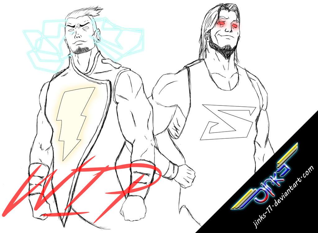 Heroes DC by Jinks-11