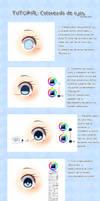 [Tutorial ESP] Coloreado de ojos