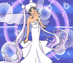 Queen Serenity: Colored V.2
