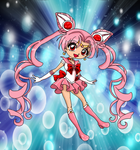 Sailor Neo Moon:(Crystal colors)