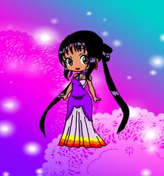 BSSM Queen Ariel: Colored by XNekoXMika