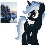 Landscape Adopt 1 - Winter Pines - Open by MagicGroup