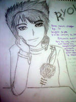 OC - ryou by AutumnLeong