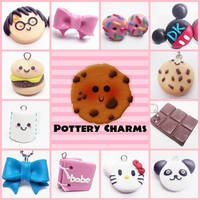Made to Order Polymer Clay Charms