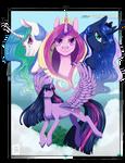princesses of Equestria