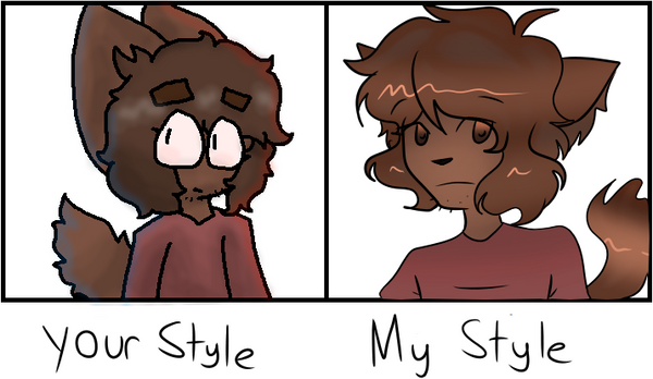Style Meme with CupcakeRed1 by TheHentaiLady