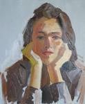 Andrew's Portrait - 30 minutes