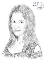 Nathalia Mazurina by f1f1s