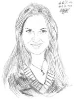 Alina Polyakova by f1f1s