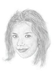 Julie Valentine Ostrovnaya by f1f1s