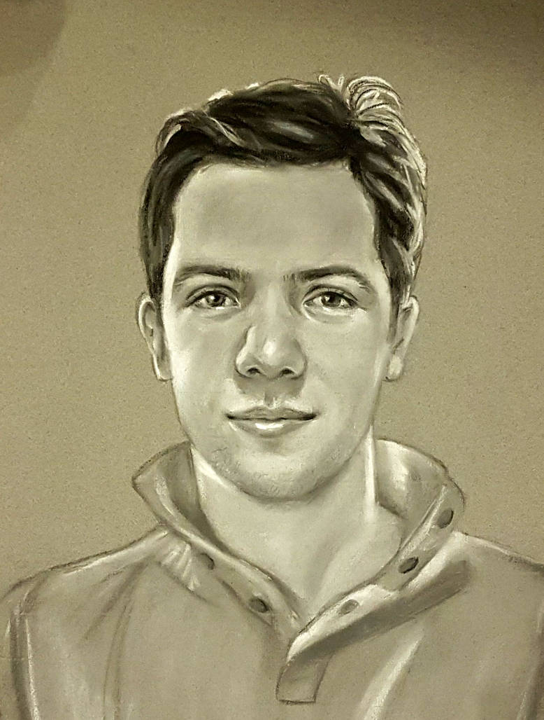 Andrei Kostyrka (unknown artist) by f1f1s