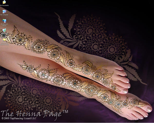 Henna desktop by CrypticStar