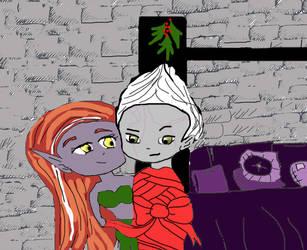 Xull'rae Christmas Present by CrypticStar