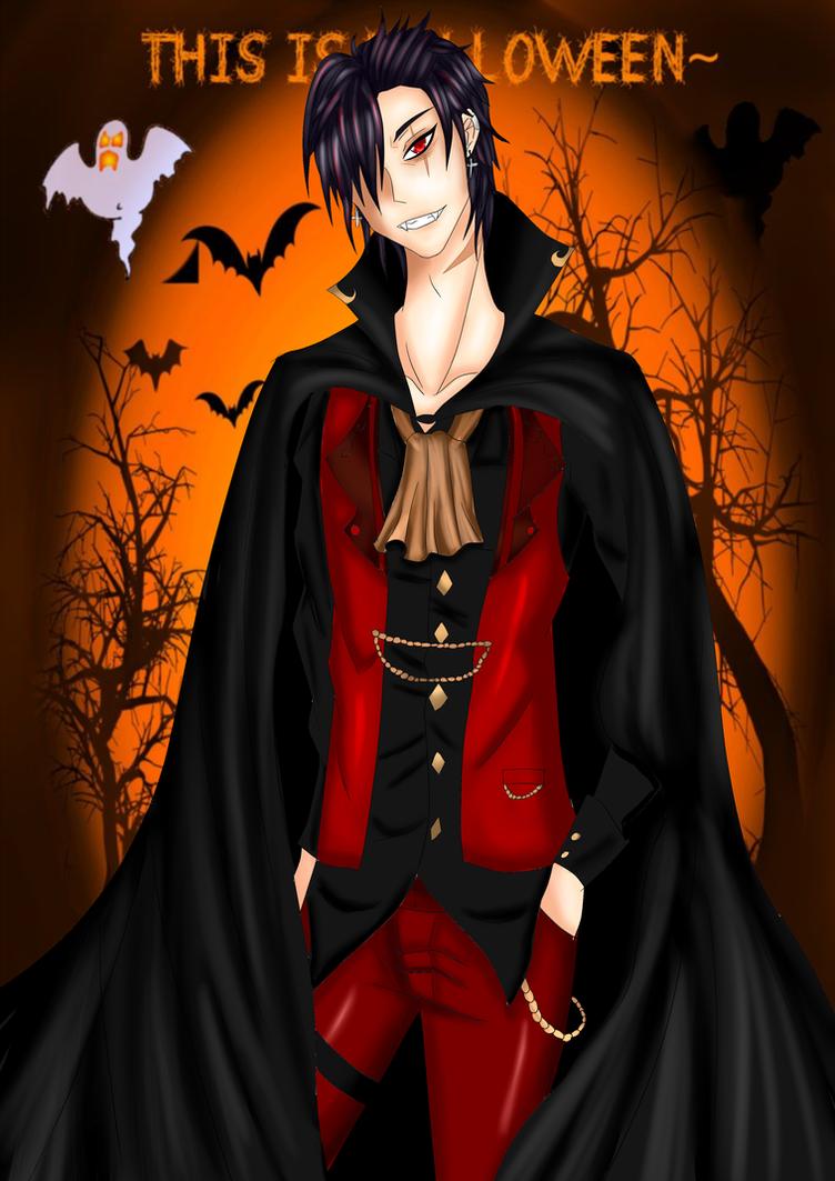 [KA]halloween steve by Laslina