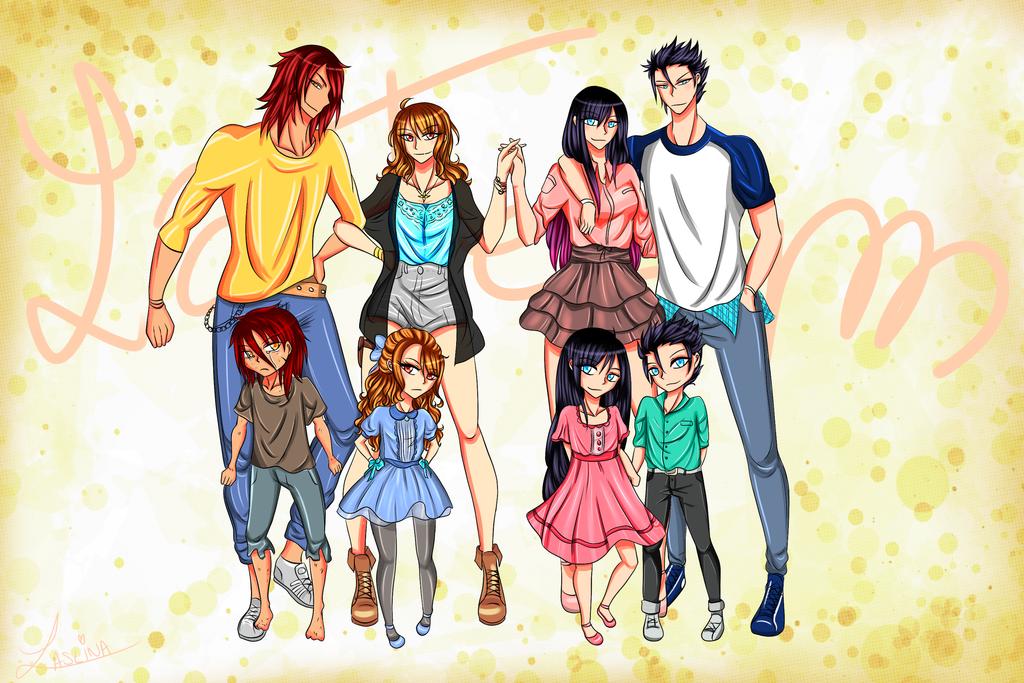 La team by Laslina
