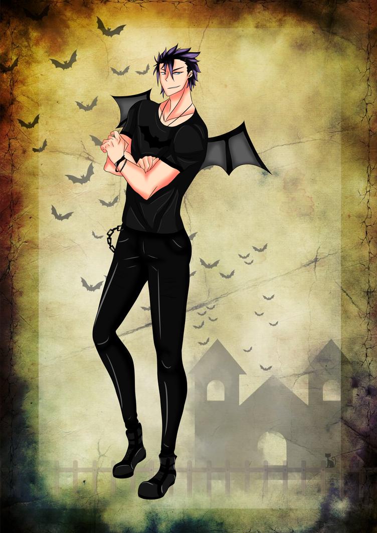 Steve Halloween by Laslina