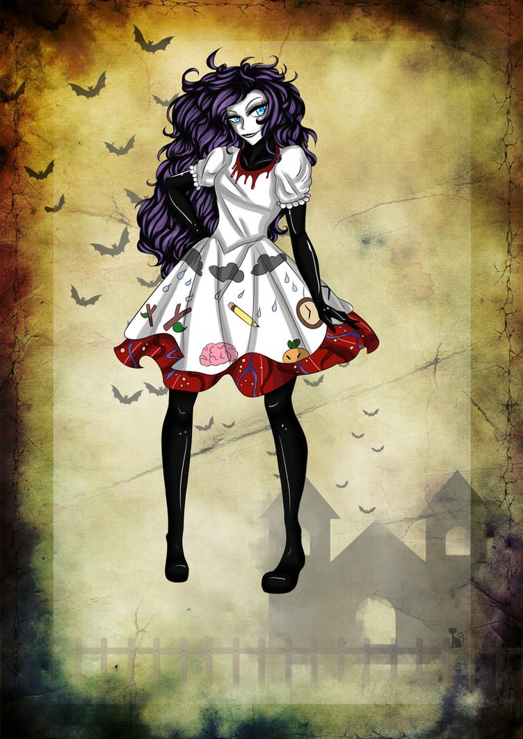 Alex Halloween by Laslina