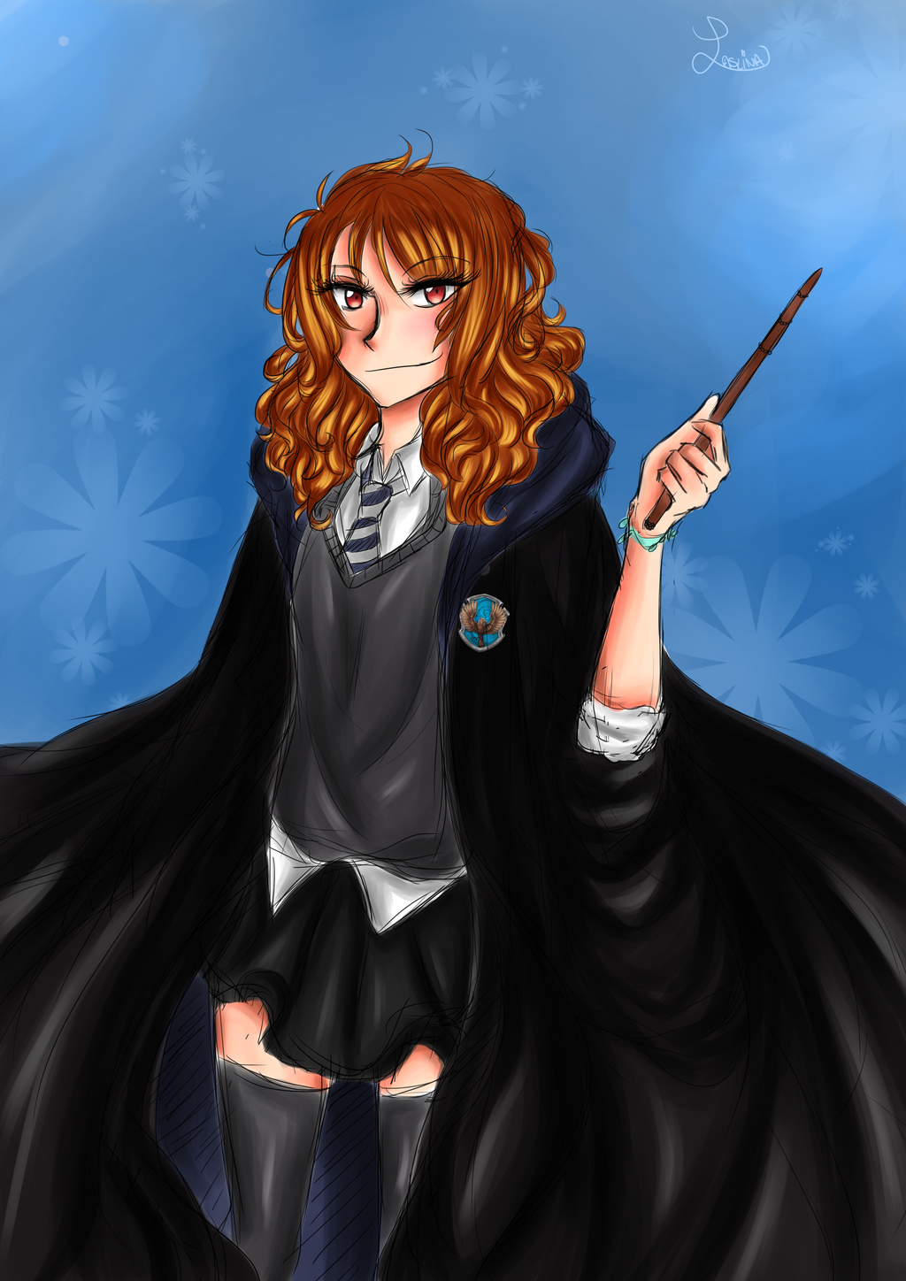 Hp Leyley by Laslina