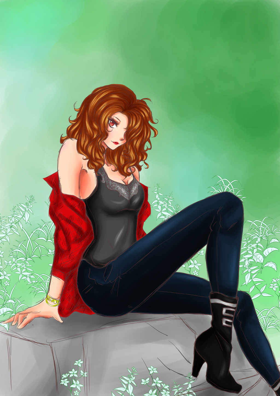 Miss jmelapete by Laslina