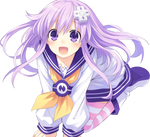 Cute Nepgear Render